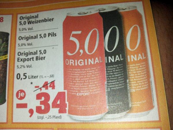 (lokal Tettnang Thomas Philipps) original 5.0 Bier