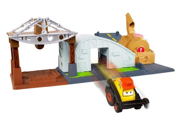 Mattel Disney Planes 2 //  Riplash Flyers Einsatz-Zentrale für 6,99€ (Amazon – kostenlose Lieferung auch ohne Prime)