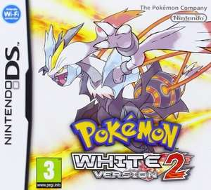 Pokemon White Version 2 (NDS) für 15,66€ @amazon.co.uk