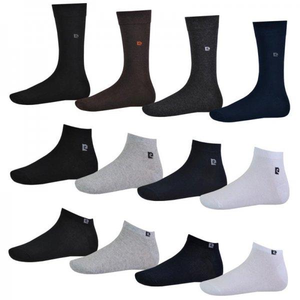 [ebay WOW] Pierre Cardin Business Socken – Set mit 12 Paar für je Set 12,95€