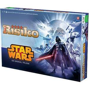 "[MyToys] Risiko ""Star Wars Trilogie"" + Risiko ""Neuauflage Deluxe"" ab 23€ + 5fach Paybackpunkte"