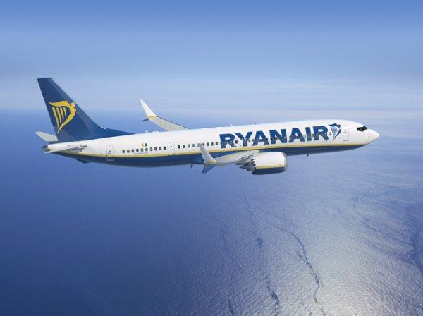 Ryanair Köln-London im Juni