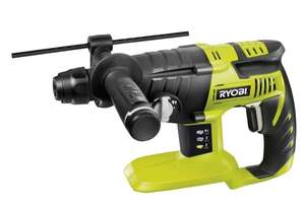 Ryobi 18V SDS-Plus Akku-Bohrhammer CRH1801M für 60,84 € @Amazon.es