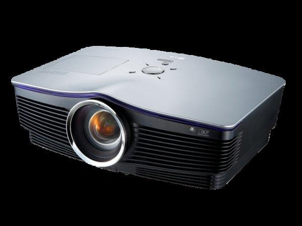 "LG BX403B, DLP 0,7"" DMD Projektor, XGA (1.024 x 768), 4.000 ANSI-Lumen, 2.800 :1@Saturn.de"