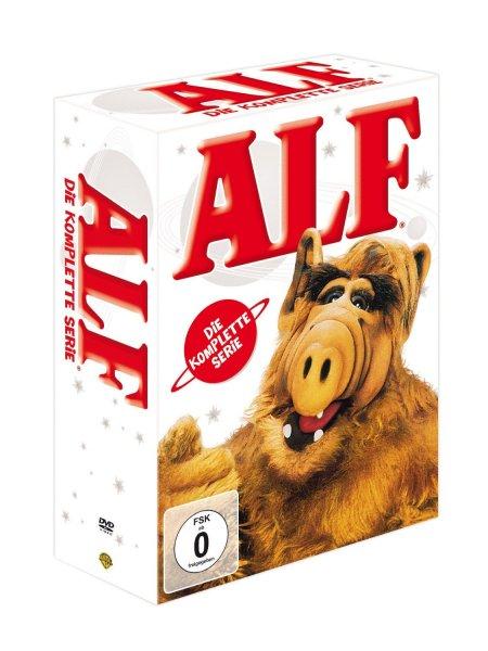 (Amazon.de-Prime) Alf - Die komplette Serie 16 DVDs 21,97€
