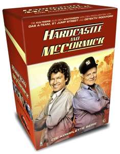 (Amazon.de-Prime) Hardcastle and McCormick - Die komplette Serie DVD für 36,45€