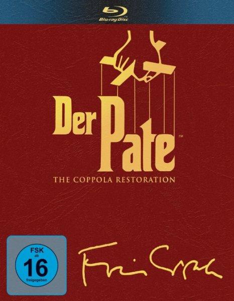 Der Pate - Trilogie (Teil 1-3) Blu-ray für 19,85 € > [amazon.de] > Prime ###Update###