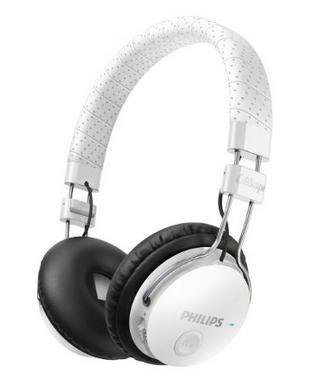Philips SHB8000WT/00 BT Kopfhörer in weiß - Top Dinger [Gebraucht -wie neu A/Prime]