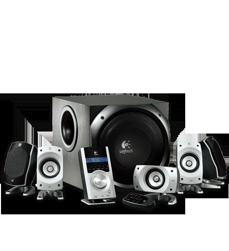 Preisfehler! Speaker System Z-5500 @219 EUR im Warenkorb  bei Logitech