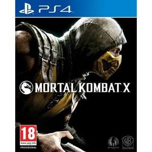 Mortal Kombat X (PS4) für 45 Euro inkl. Versand @ TheGameCollection.net (UK)