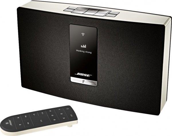 [Saturn online / offline] Bose Soundtouch portable Serie II weiß für 229,- € [PVG 300,- €]