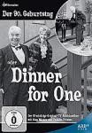 Dinner for one - DVD für 3,98 Euro inkl. Versand