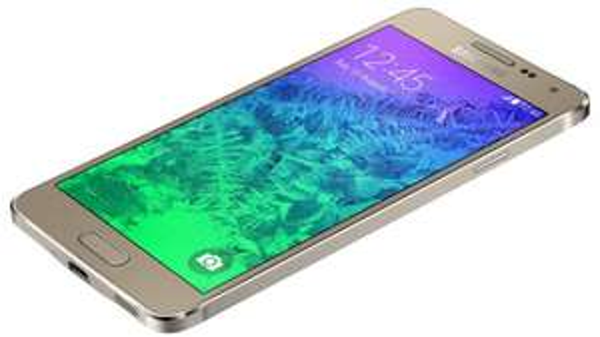 Samsung Galaxy Alpha SM-G850F 32GB Speicher (silber, gold oder schwarz) - 306€ - AllYouNeed Neuware CarbonPhone