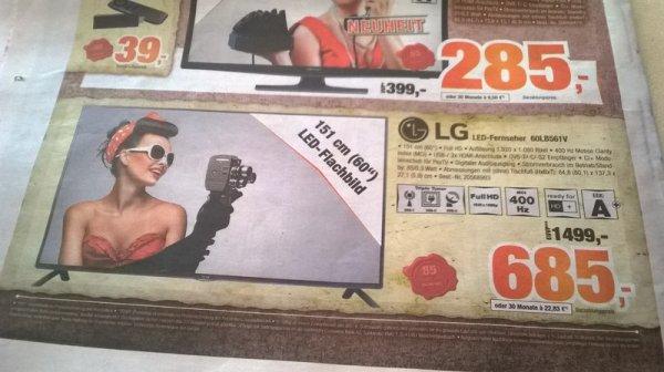 LG 60LB561V 60 Zoll LED TV