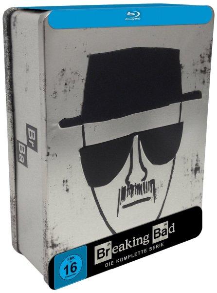 Breaking Bad - Tin Box [Blu-ray] [Limited Edition] für 79,97 @Amazon.de
