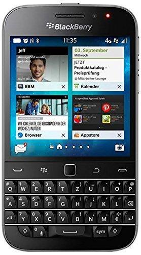 [UPDATE] Jetzt 236,92€ ! [Amazon WHD] Blackberry Classic - Gebraucht - Sehr gut für 273,87€