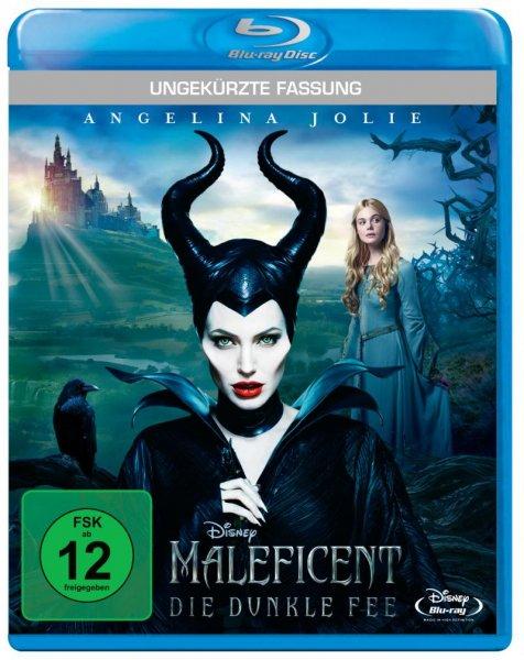 Maleficent - Die Dunkle Fee [Blu-ray] für 9,89€ bei Amazon.de (Prime)
