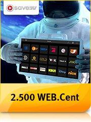 Save.tv 2 Monate kostenlos + 25€ über web.de club
