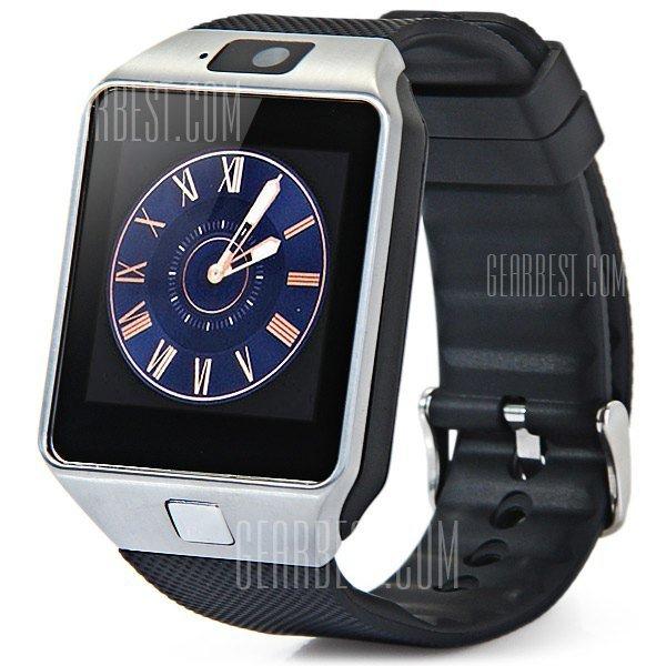 [CN] DZ09 - Smartwatch mit Sim-Slot für 42,67€ (Gearbest.com)