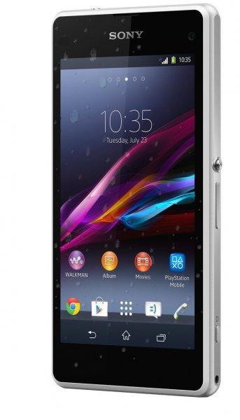 "Sony Xperia Z1 Compact Smartphone 10,9cm/4,3"" Android 4.4 Quad-Core 20,7MP 16GB"