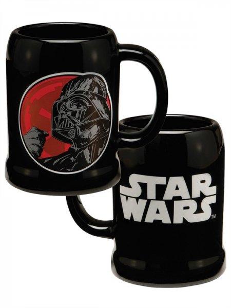 [Saturn] Preisfehler - Darth Vader Bierkrug für 0€ als Füllartikel (z.B. mit 1,99€ Kinderbibel)