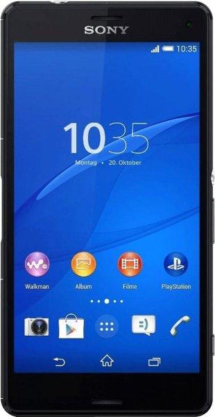 (hoh.de)Sony Xperia Z3 Compact Black T-Mobile
