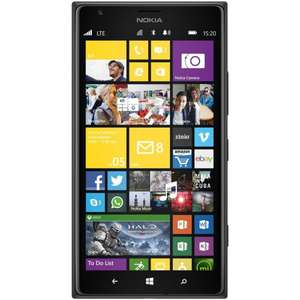 [Talk-Point] Lumia 1520 LTE (6'' FHD IPS, 2,2 GHz Qualcomm Snapdragon 800, 2GB RAM, 32GB intern, 3400 mAh, microSD, 20MP Carl Zeiss Kamera, Glance, Wireless Charging) für 363€