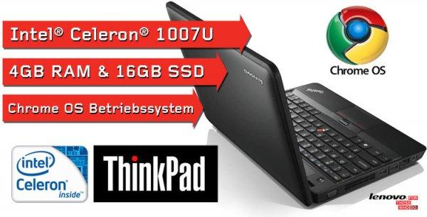 Lenovo ThinkPad X131e Chromebook bei www.groupesales.de für 199,99