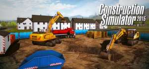 [Steam] Construction Simulator 2015 für 9,99€