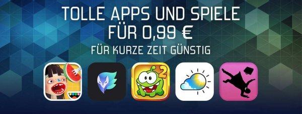 [iOS] 99-Cent-Aktion im App Store