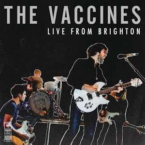 [Play Store] The Vaccines - Live from Brighton - EP kostenlos vorbestellen [Alternative/Indie]