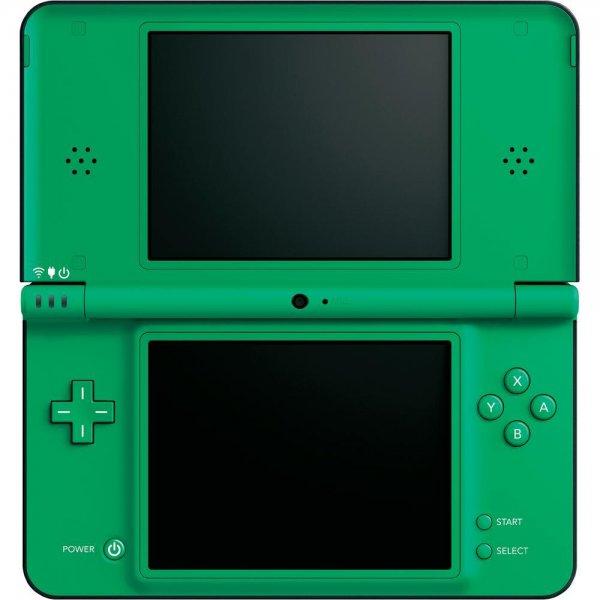 [Sofortüberweisung] Nintendo DSi XL Grün für 79,99€ @ Conrad.de