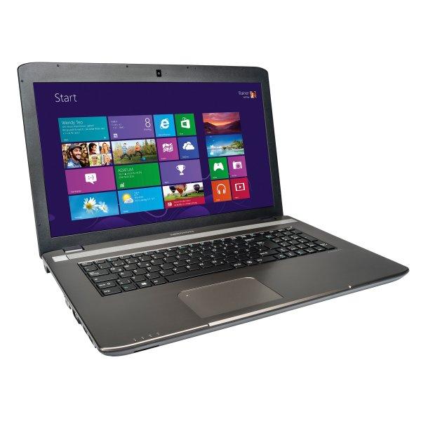 "Medion E7227 (i5-4210M 2x 2,6GHz, 500GB HDD, 4GB RAM, 17,3"" matt, Win 8.1) - 429€ @ Medion.de"