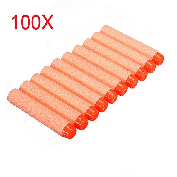 100x Nerf N-Strike Schaumstoff Patronen für 6€inkl VSK @banggood