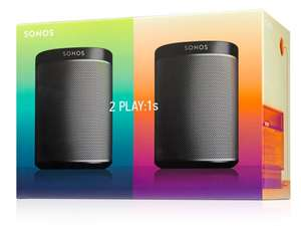 Sonos 2 Room Starter Set