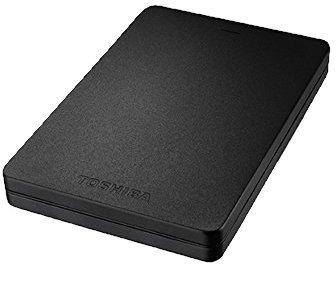 [Amazon] Toshiba Canvio Alu externe Festplatte 500GB (Aluminiumgehäuse, 2,5'', USB 3.0) für 36,87€