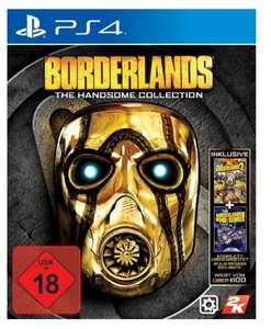 Amazon Borderlands Handsome collection Ps4
