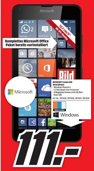 LOKAL Hamburg : Microsoft Lumia 640 DualSim