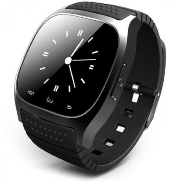 """(neuer Bestpreis) Rwatch M26S Smart Watch Water Resistant IP57 1.4"""" Screen, Bluetooth 4.0 für iOS und Android"""