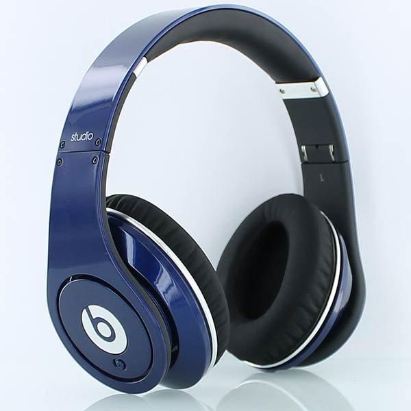 Beats by Dre Monster Studio blau Kopfhörer Over-Ear, 249,90 EUR @ kickz.com