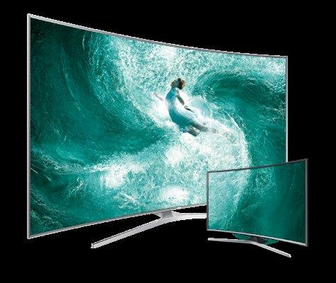 """NUR CH - 32"""" Samsung curved TV geschenkt beim Kauf eines >=55"""" Samsung Curved TVs"""