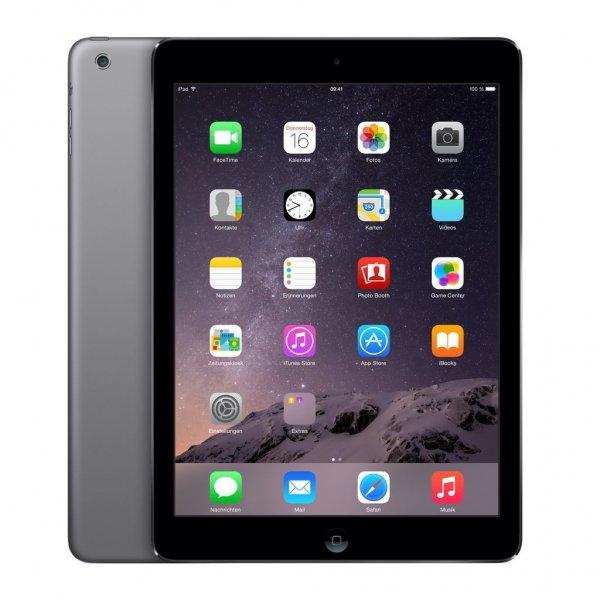 Apple iPad Air Wi-Fi 32 GB Spacegrau für 359€ @ebay (Cyberport)