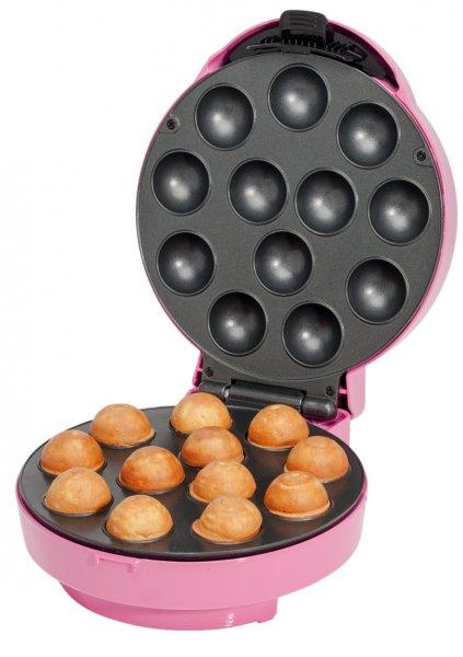 MEDION MD 15346 Popcake Maker weiß/gelb/pink 750 Watt für 12 Cakepops antihaftbeschichtet | von Mediion auf ebay - neu für 14,99 Euro (UVP 29,99 Euro, 50 % Ersparnis)
