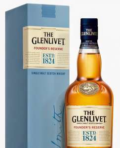 [Edeka][H-Empelde] Glenlivet Founders Reserve Single Malt Scotch Whisky für 24,95