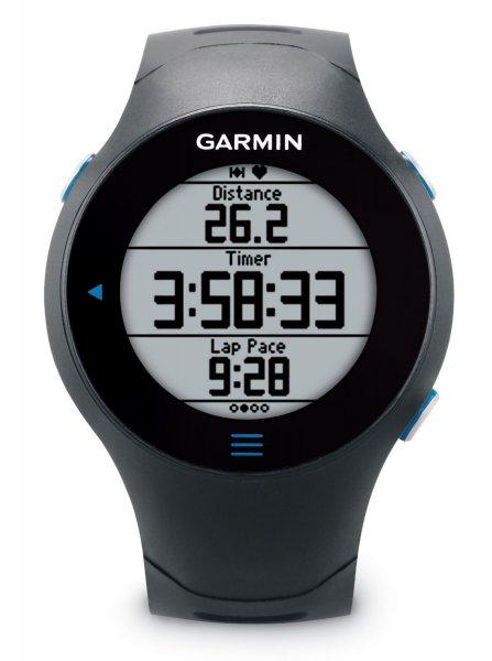 Garmin GPS Laufuhr Forerunner 610 HR - GPS Trainingscomputer inkl. Brustgurt für 160,89 € @Amazon.it