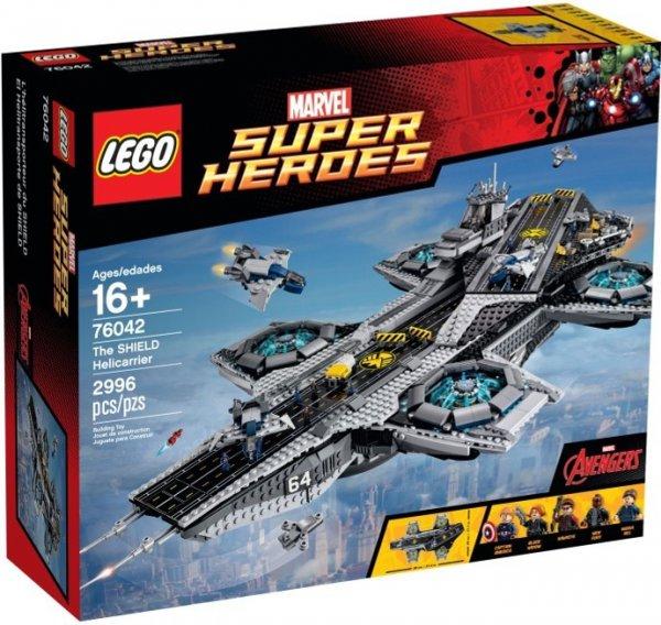 LEGO UCS Avengers SHIELD Helicarrier (76042) für 307,98€ @cyberport