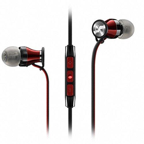 Sennheiser Momentum In-Ear G Kopfhörer/Headset - rot/schwarz - für 73,07 € @Amazon.es