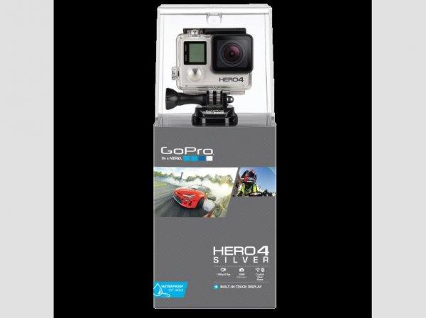 [Saturn Late Night] GOPRO Hero4 Silver Motorsport Edition Action Cam ab 344,-€, mit Newslettergutschein