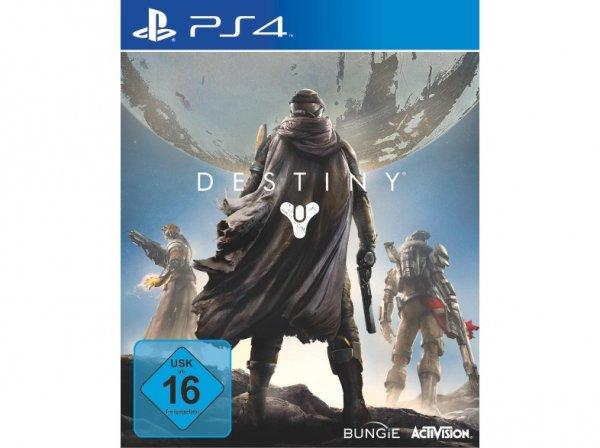 Destiny (PS3/PS4/Xbox One) Mediamarkt online für 23,99€ inkl. VSK