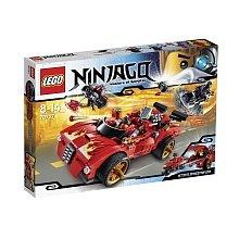 "[Toys""R""Us] LEGO Ninjago - 70727 X-1 Ninja Supercar für 24,98 EUR (3% Qipu)"